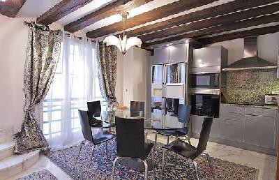 Superbe appartement 3 pièces à Paris