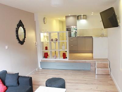 location studio 1 pi ces 27 m2 toulouse 31000. Black Bedroom Furniture Sets. Home Design Ideas