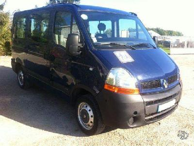 Renault Master combi mini bus 1.9 dci 9 places