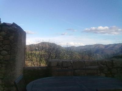 maison en pierre vallée de l'eyrieux