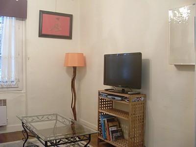 Adorable appartement 2 pièces meublé