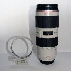 Canon EF 70-200mm F2.8 L II IS USM