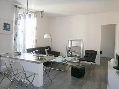 Appartement meublé sur Paris XX
