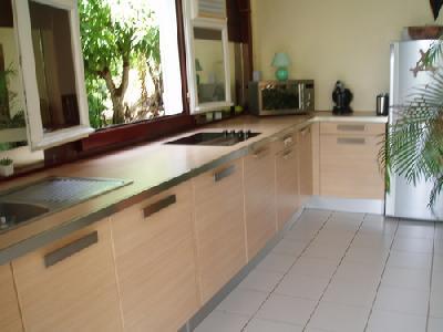 Appartement T3+ (90 m²), meublé en bas de villa, Anse à l'Ane, Trois Ilets