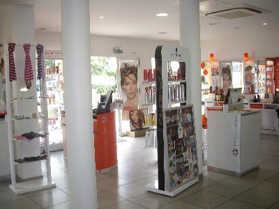 Salon de coifure