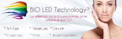 Lampe LED Photomodulation esthétique BIO LED TECHNOLOGY®