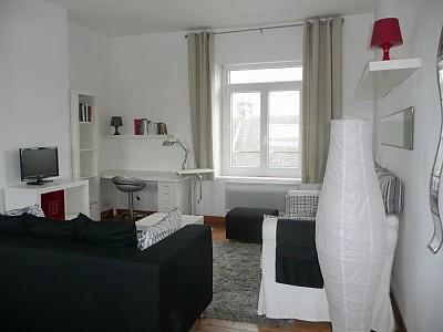 Agréable studio meublé sur Wimereux