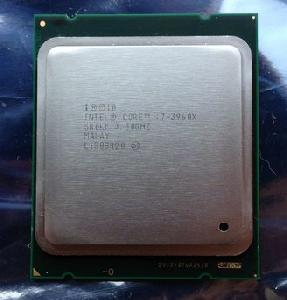 Intel® Core™ i7-3960X Processeur Extreme Edition 3, 9Ghz Max