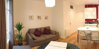 Magnifique appartement meublé sur Boulogne-Billancourt