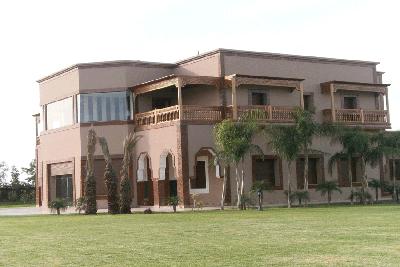 villa haut standing sur marrakech