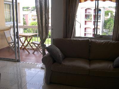 Appartement proche du centre ville et de la plage Pour 4 personnes Sainte Maxime
