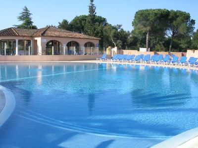 Appartement dans résidence avec piscine 5 personnes Grimaud/St Tropez