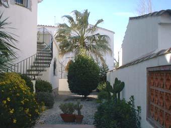 Location à la semaine d'un studio sur la Costa Brava