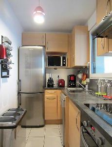 Appartement 2 pièces 40 m2 meublé à louer Paris centre