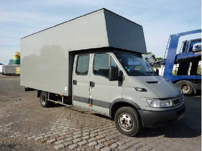 Camion IVECO 35C14 HPI 20M3