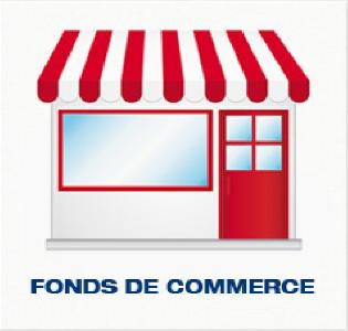 Fonds de commerce d'une superficie de 450 m²