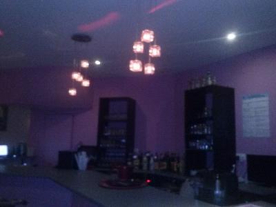 bar restaurant discotheque