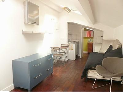 Studio meublé de 17m² tout confort sur ivry sur seine