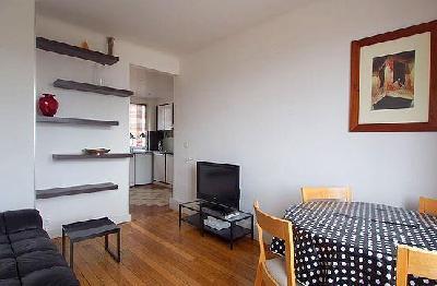 Location meublée Appartement 1 chambre - Rue Maillard