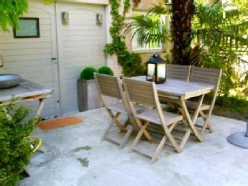 appartement t2 meubl de 35m calme terrasse jardin annonce immo location studio. Black Bedroom Furniture Sets. Home Design Ideas
