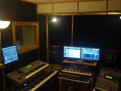 Studio d' enregistrement et de production musicale