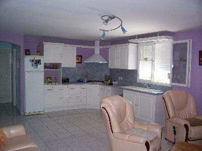 Belle maison 6 piéces + dépendance, garage, jardin 150 M²