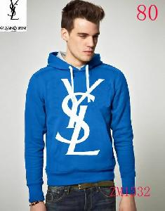 YSL hoodies  pour femmes,  YSL hommes hoodies sortie outletstockgoods.com