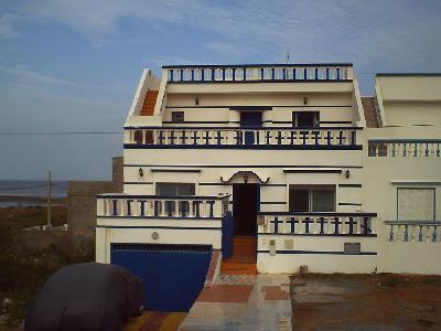 location villa meublé au bord de la mer