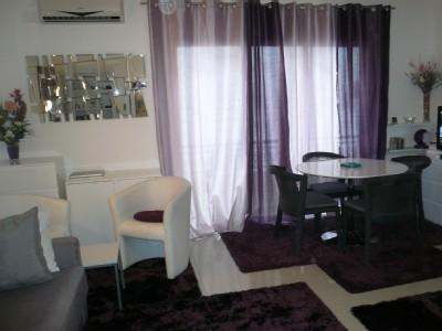 Agréable studio meublé