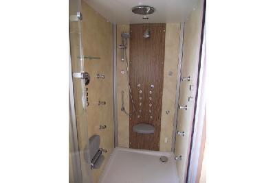Gîte 4épis avec sauna et douche hydro-massante.