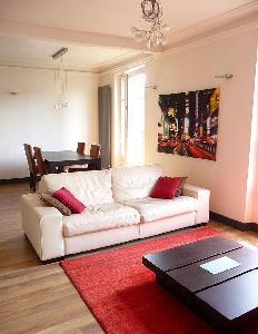 Appartement meublé 1 chambre  54 m² au sol