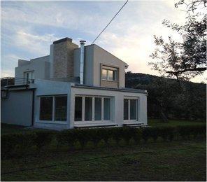 maison en Grèce