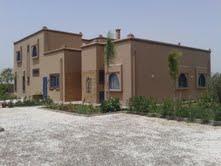 Villa à vendre à 16 Km de Marrakech Rte de' Fès