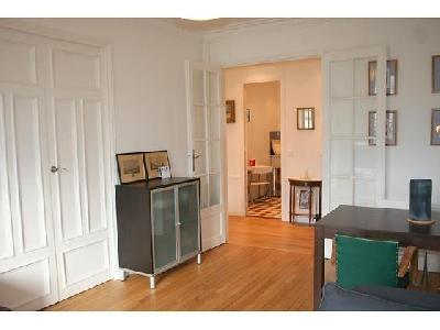 Appartement lumineux Boulogne-Billancourt