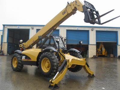 2003 Caterpillar TH360B télescopique