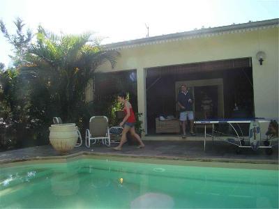 Villa avec beaux volumes + piscine