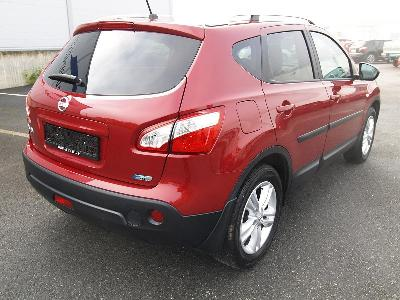 nissan qashqai 1 5 dci tekna 2008 petite annonce auto vente nissan qashqai. Black Bedroom Furniture Sets. Home Design Ideas