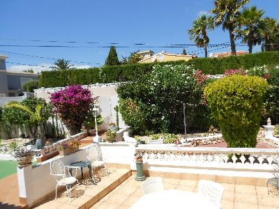 Villa   a  Calpe  Provincia de  Alicante
