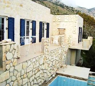Villa d'exception avec piscine en Méditerranée [GRÈCE]