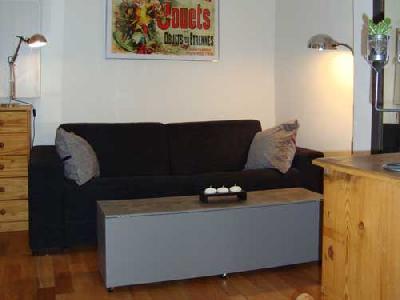 Tres beau studio de 16 m² situé à 75003