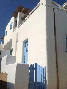Maison rénovée dans village cycladique PAROS