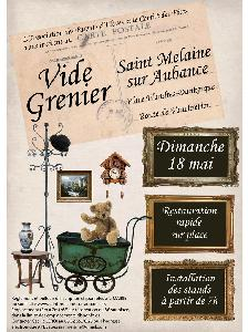 Petite annonce Vide greniers - photo no. 1