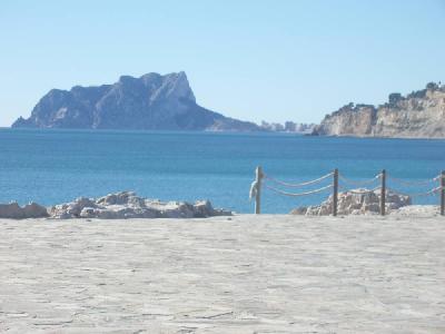 Villa (R.C) dans pinède, près mer et plage, région Alicante, Calpe