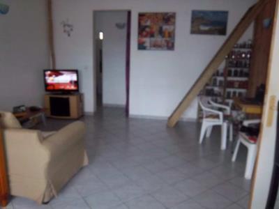 Maison T4 + studio meublé à Saint-Louis