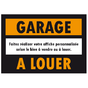 Annonce immo particulier photo num ro 1 for Location box garage particulier