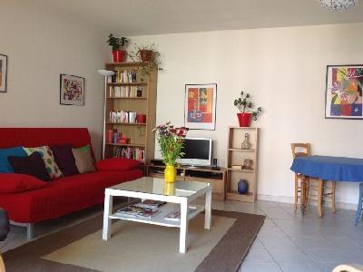 Agréable appartement meublé