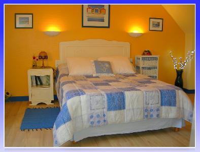 Gite les Glycines, classé 3*,indépendant,au calme,à 5mn des plages Sud Finistère