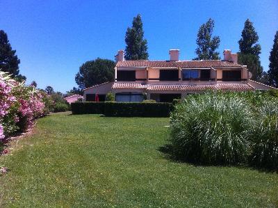 Appartement T2 climatisé rez de jardin catalane du golf