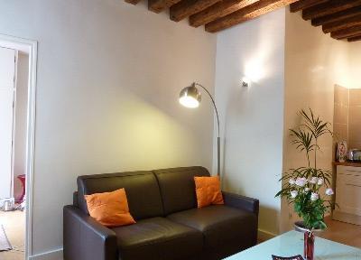 Stubio meublé avec un bon confort