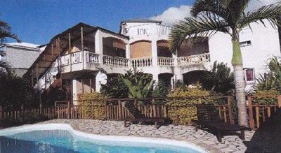 Belle villa + apparts